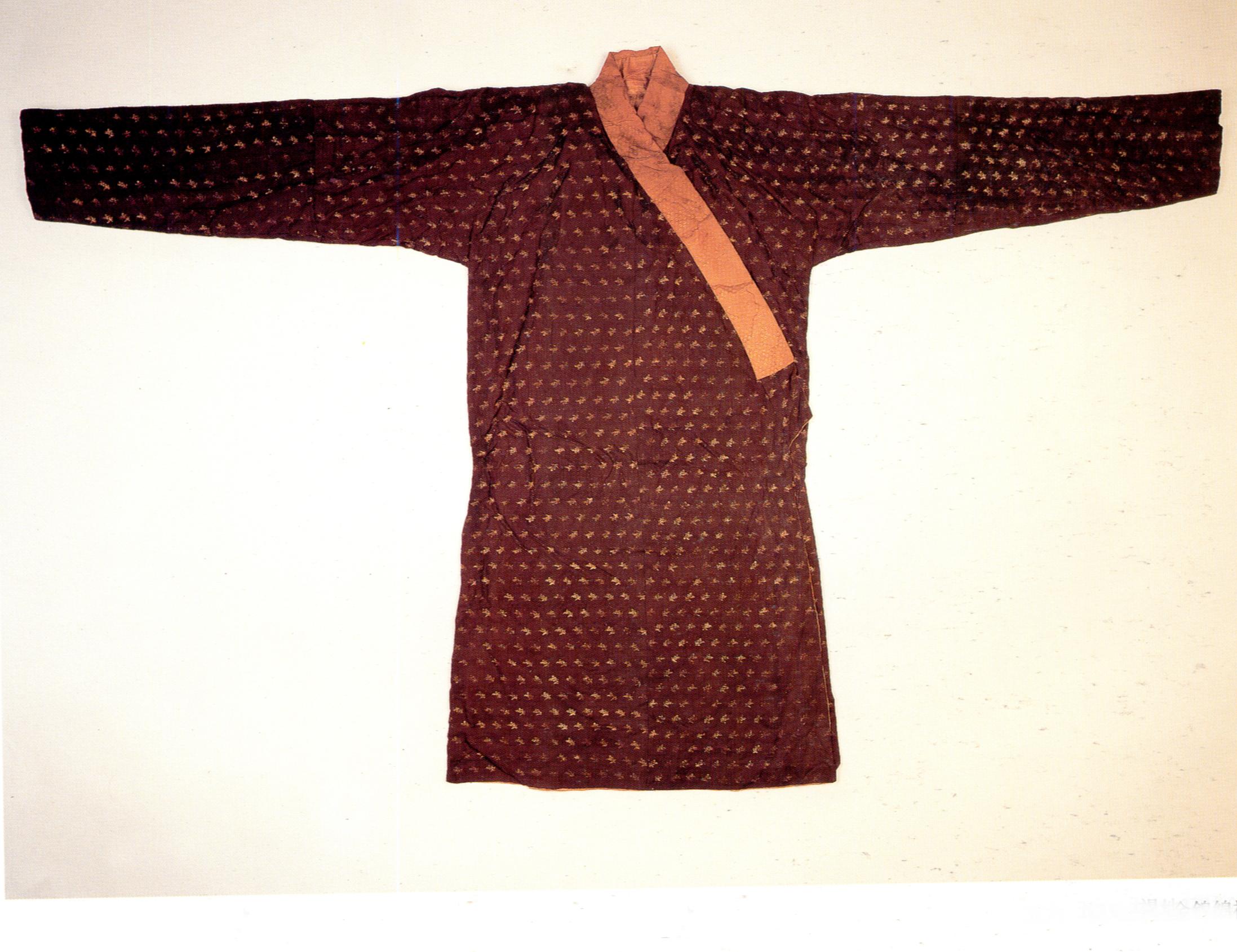 文创设计大赛——金代齐国王墓丝织品服饰